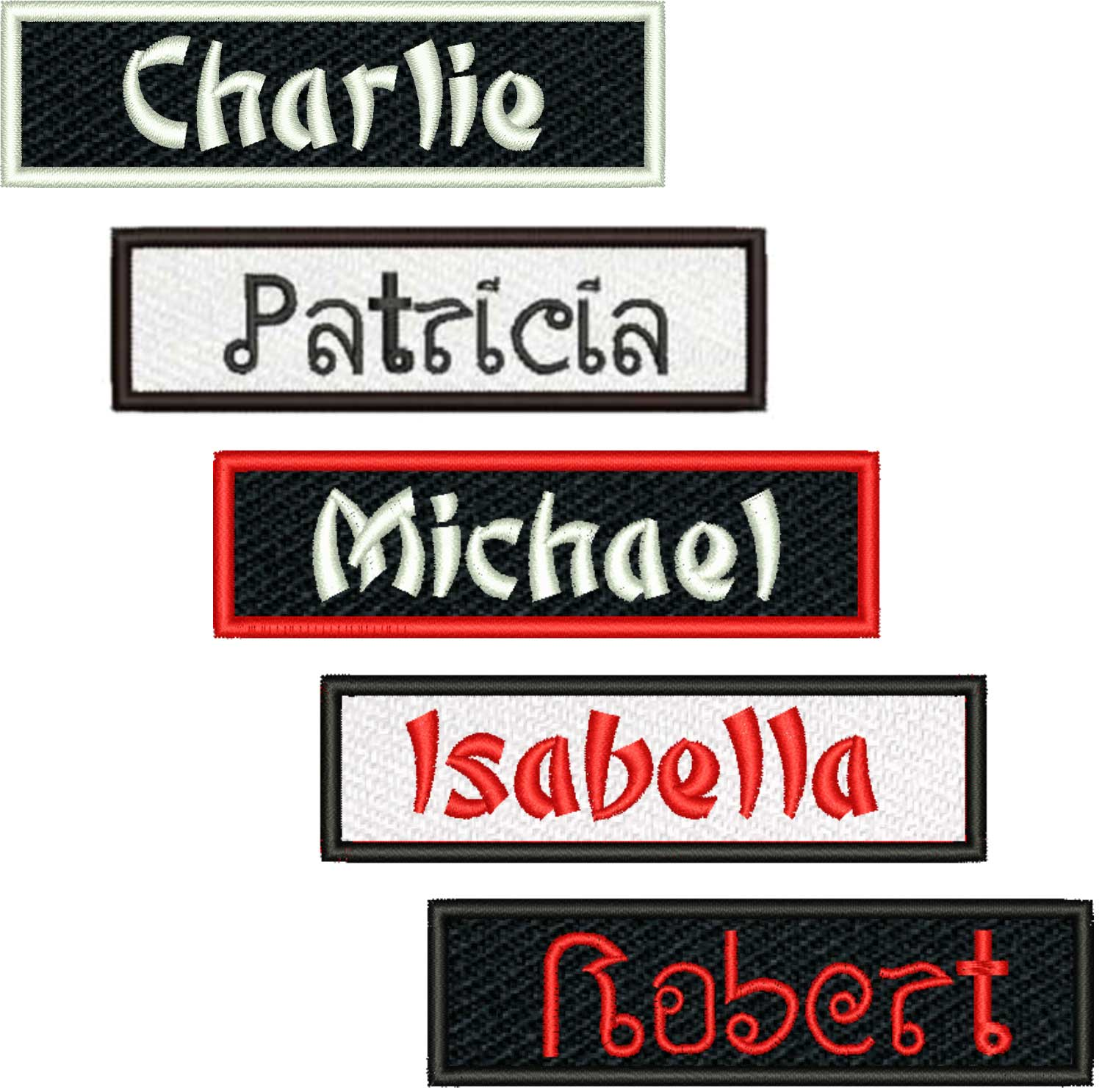 Patches Clothing, Shoes & Accessories Custom Name Patch
