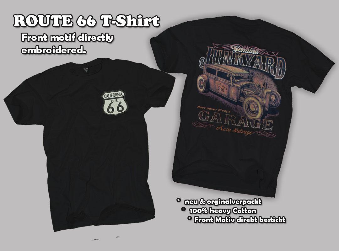 Garage T Shirts : Honda rescue garage t shirt