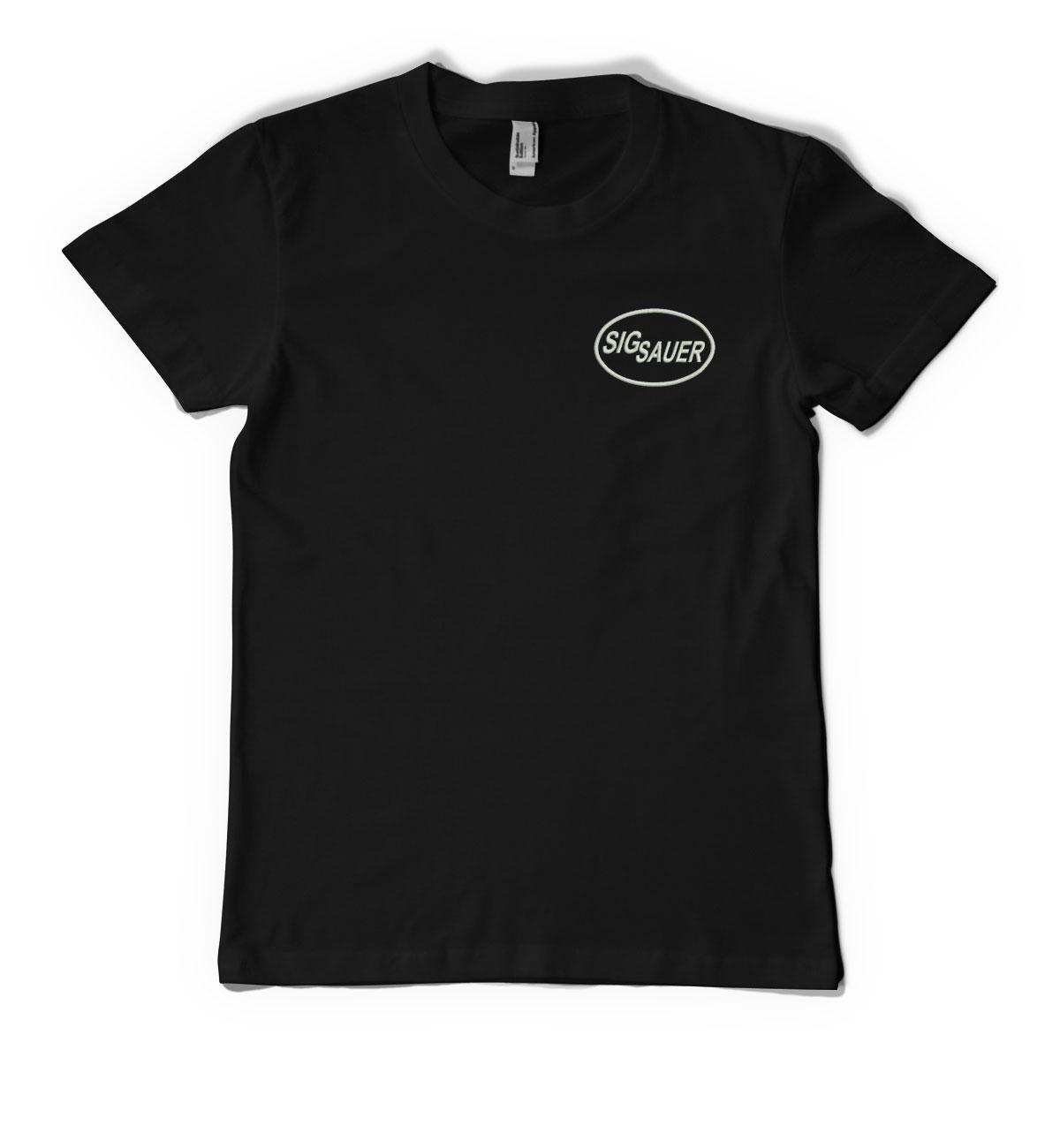Bkk Bargains Sig Sauer T Shirt Bestickt Online Kaufen